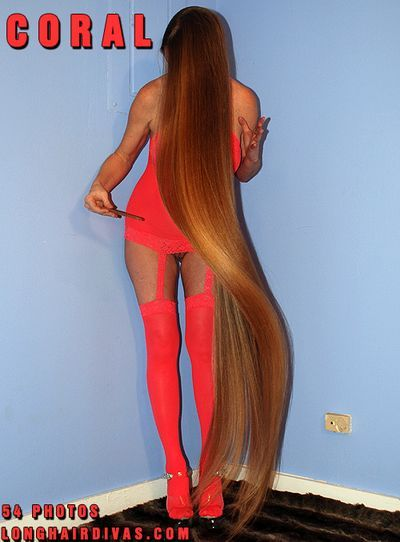Long Hair Divas videos